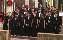 Chamber Singers Light Up St. Pat's Cathedral photo
